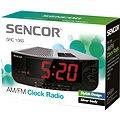 Sencor SRC 108 S stříbrný