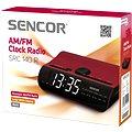 Sencor SRC 140 R červený