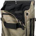 Crumpler Muli Backpack - XL - černý/tarpaulin/khaki