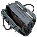 """Samsonite GT Supreme Bailhandle 2C 15.6"""" EXP Grey Black"""