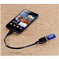 Hama - USB A -> micro USB B