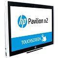 HP Pavilion x2 12-b000nc Natural Silver + dock s klávesnicí