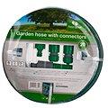 Happy Green Zahradní hadice se spojkami GARDEN, 20m