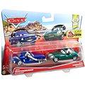 Mattel Cars 2 - Kolekce Brent a David
