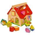 Simba Eichhorn Dřevěný veselý domeček