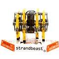 HEXBUG Monstrum Strandbeast oranžový