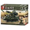 Sluban Army - Tank Tor-M1