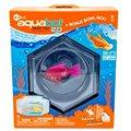HEXBUG Aquabot LED s akváriem fialovo/růžový