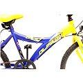 Olpran MTB Lucky žluto/modré