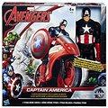 Avengers - Kapitán America s motorkou