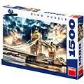 Dino Bouře nad Tower Bridge