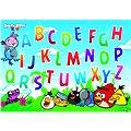 Angry Birds Rio - Písmenka maxi 20 dílků