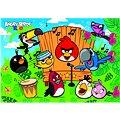 Angry Birds Rio - Maxi puzzle Ptačí koncert 20 dílků