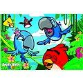 Angry Birds Rio - V džungli Gigant 36 dílků