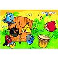 Angry Birds Rio - V rytmu samby 90 dílků