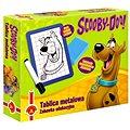 Kovová tabulka Scooby - Doo!