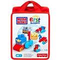 Mattel Fisher Price Mega Bloks - První stavebnice Autíčka