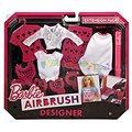 Mattel Barbie - Barbie v růžovém a Airbrush
