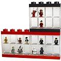 LEGO Sběratelská skříňka na 8 figurek černá