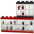 LEGO Sběratelská skříňka na 8 figurek červená