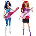 Mattel Barbie - Rock and Royals Country hvězda