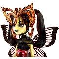 Mattel Monster High - Hvězdná příšerka Goth Moth