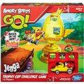 Angry Birds GO! - Sestřelte trofej s autíčky
