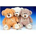 Medvěd s mašlí oranžový