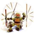 Želvy Ninja Action - MICHELANGELO