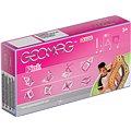 Geomag - Panels Pink 22 dílků