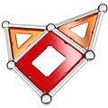 Geomag - Kids Panels 22 dílků