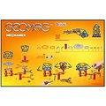 Geomag - Mechanic 222 dílků