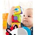 Mattel Fisher Price - Zebra a kostky