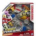 Transformers Hero Mashers - Dinobot Slug s doplňky
