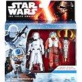 Star Wars Epizoda 7 - Dvojbalení figurek First Order Snowtrooper Officer
