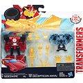 Transformers Rid - Sideswipe vs. Decepticon Anvil