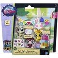 Littlest Pet Shop - Zvířátko s doplňkem Párty v parku