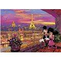 Ravensburger Disney - Západ slunce v Paříži