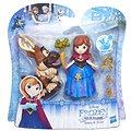 Ledové království – Malá panenka s kamarádem Anna a Sven