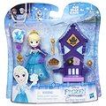 Ledové království - Malá panenka Elsa s doplňky