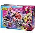 Mattel Barbie - Tajná motorka