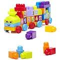 Mega Bloks - 1 2 3 Naučný vláček