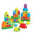 Mega Bloks - 1 2 3 ABC Kostky
