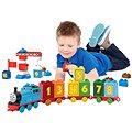 Mattel Fisher Price Mega Bloks - 1 2 3 Výukový vláček