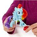 My Little Pony - Poník Princess Rainbow Dash s kloubovými body