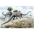 Dino Zdeněk Burian: Diplodocus