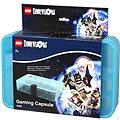 LEGO Dimension úložný box transparentní světle modrá