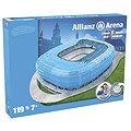3D Puzzle Nanostad Italy - Allianz Arena fotbalový stadion