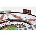 3D Puzzle Nanostad Argentina - El Monumental  fotbalový stadion