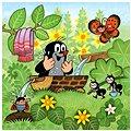 Dino Krteček a jeho kamarádi - Zvířátka